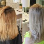 брондирование волос