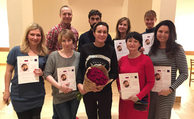 Уникальный семинар для колористов в Москве